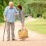 Aider son parent, veiller sur lui, senior en sécurité et répit des aidants