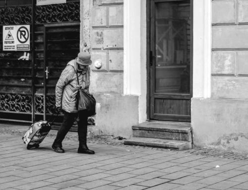 Comment prévenir une nouvelle chute chez le senior ?
