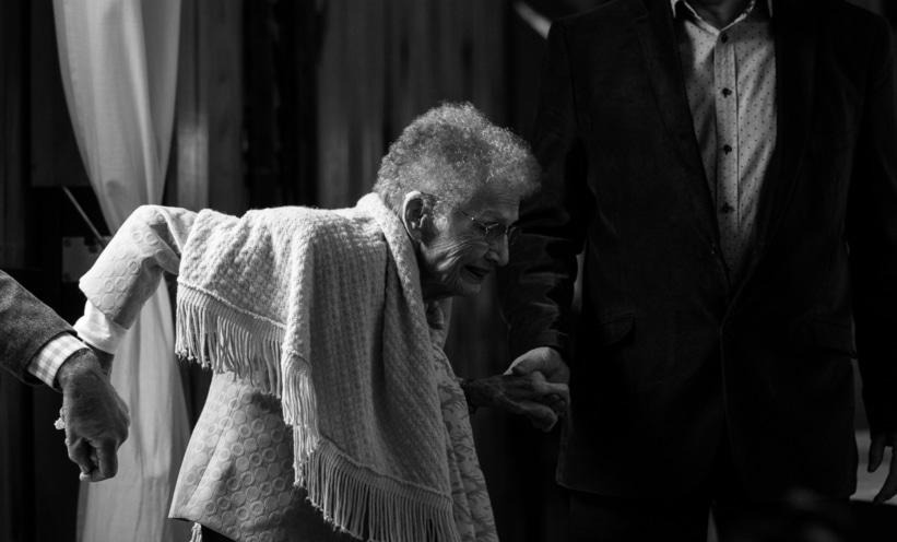 Olivier ami des personnes âgées